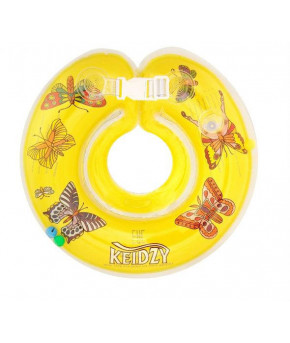 Круг на шею Кейджи 6-36 мес, бабочки
