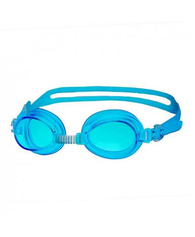 Очки для плавания + беруши Детские, цвета микс
