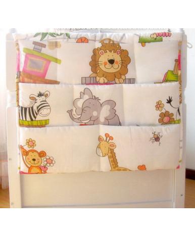 Карман для кроватки Багира 50х60см