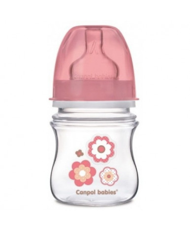 Бутылочка Canpol пластиковая 130мл