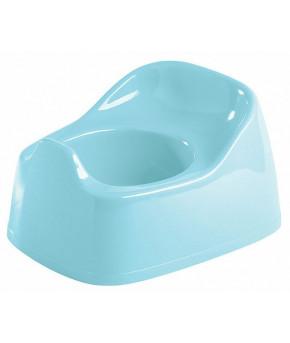 Горшок Пластишка 270x220x150 мм голубой