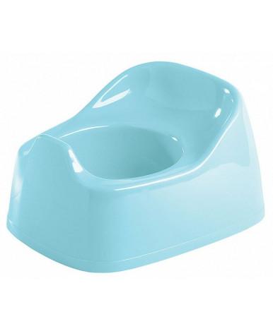 "Горшок ""Пластишка"" 270x220x150 мм голубой"