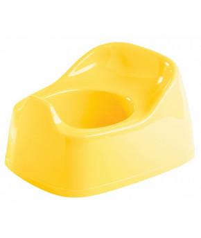 Горшок Пластишка 270x220x150 мм желтый