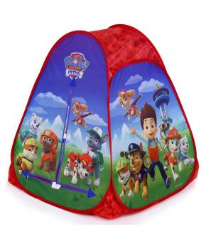 Палатка игровая Играем вместе Щенячий патруль 81x91x81см (в сумке)