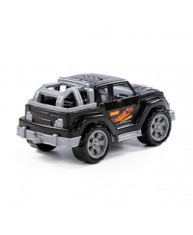 Автомобиль Полесье Легионер мини чёрный