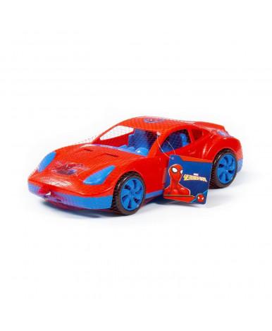 Автомобиль Полесье Marvel Мстители Человек Паук в сеточке