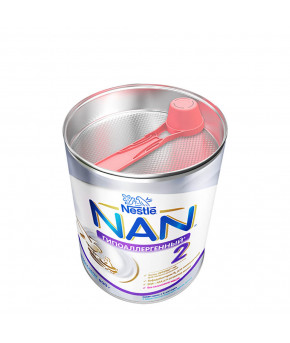 Смесь Nestle NAN 2 Оптипро гипоаллергенный 800г