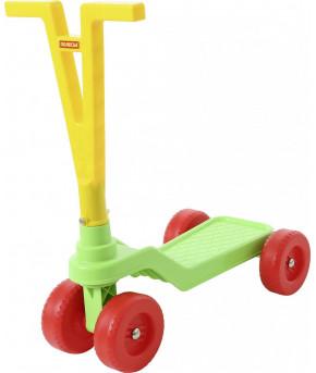 Самокат Полесье четырёх-колёсный детский