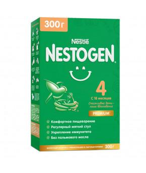 Смесь Nestle Nestogen 4 Premium молочная 300г