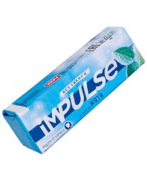 Жевательная резинка Impulse со вкусом мяты 14г