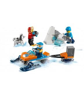 Конструктор Lego City Полярные исследователи