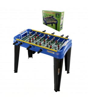 Настольная игра мини-футбол Полесье Champions №3 (синий) (в коробке)