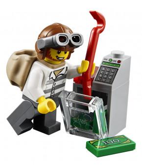 Конструктор Lego City Погоня по горной реке