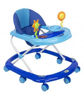 Ходунки Baby BW03 интерактивная панель с рулём