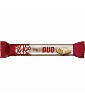 Батончик глазированный KitKat Duo Senses DeLuxe Coconut 35г