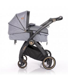 Модульная коляска 2 в 1 Lorelli Adria Grey