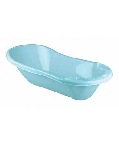 "Ванна ""Пластишка"" с клапаном для слива воды, голубая 1000х490х305мм"
