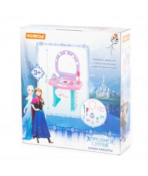 Набор Полесье Disney Холодное сердце Салон красоты