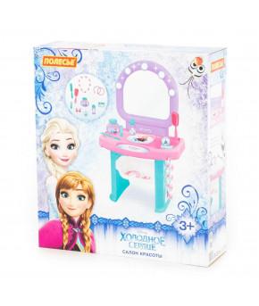 Набор Полесье Disney Холодное сердце Салон красоты (в коробке)