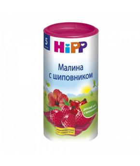 Чай Hipp малина с шиповником 200г