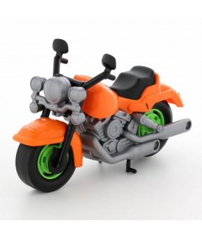 """Мотоцикл Polesie гоночный """"Кросс"""""""
