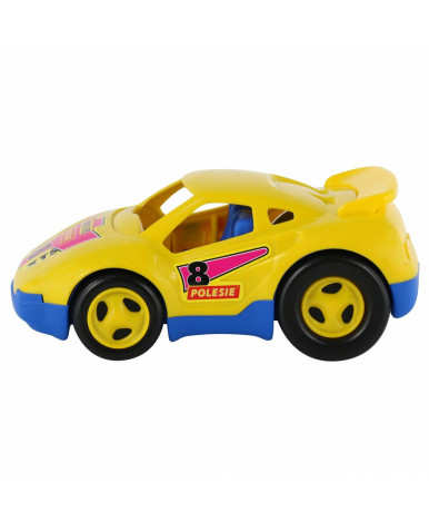 Автомобиль Полесье Ралли гоночный