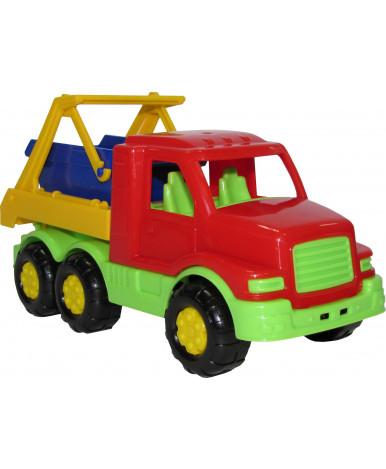 """""""Максик"""", автомобиль-коммунальная спецмашина"""