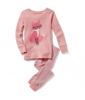 Пижама  для девочек Bambak,  р-р 104-110-56