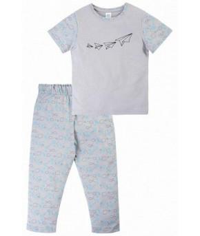 Пижама  для мальчиков Bambak  р-р 92-98-52