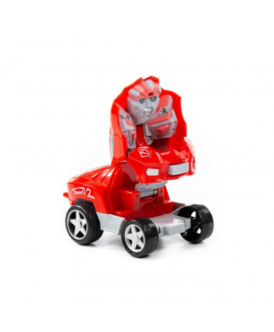 Автомобиль инерционный Полесье Робот Деформ