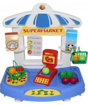 Набор настольный продавца Полесье Супермаркет
