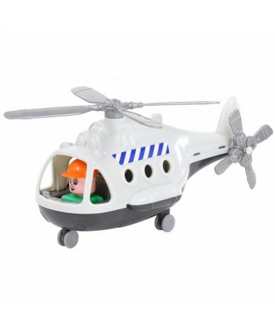 Вертолёт Полесье Альфа грузовой (в сеточке)