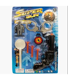 Набор полицейского Super Gun 169CS
