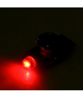 Светодиодный модуль 3D красный