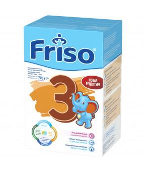 Смесь Friso Lac 3 LockNutri молочная, 700г