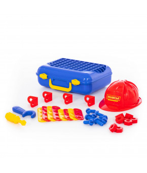 Набор инструментов Полесье Механик 31 элемент (в чемодане)