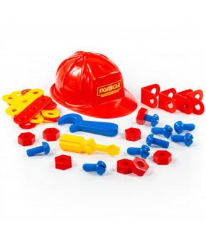 Набор инструментов Полесье Механик 31 элемент (в сеточке)