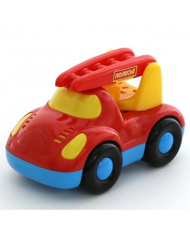 """Автомобиль """"Polesie"""" пожарный Полесье, (Дружок)."""