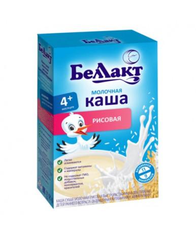 Каша Беллакт рисовая молочная 200г