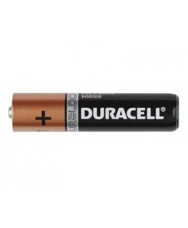 Батарейки Duracell AAA-LR03 MN2.4 (12шт) цена за штуку