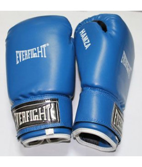 Перчатки бокс 6унц. цвет синий