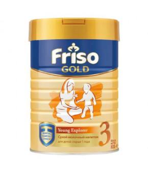 "Смесь ""Friso"" Gold 3 молочная, 800гр"