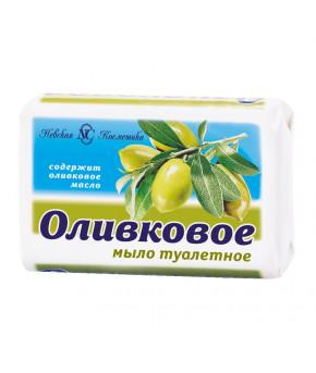 Мыло детское Невская косметика Оливковое 90г