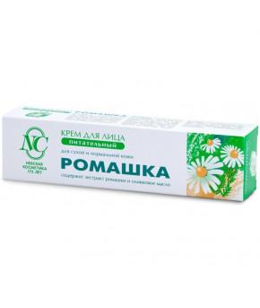 Крем Невская косметика Ромашка для сухой  и нормальной кожи 40мл