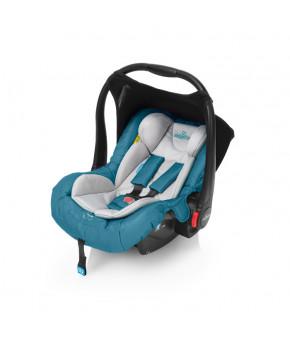 Автокресло Baby Design LEO new 05 TURQUOISE (0-13кг)