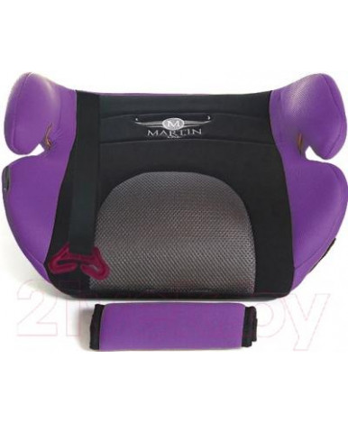 Автокресло Martin noir Yoga Light цвет Purple (22-36кг)