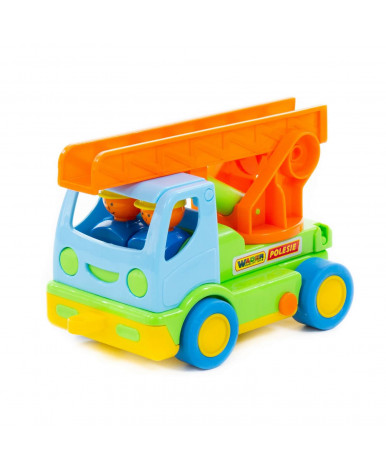 Автомобиль пожарная Полесье Мой первый грузовик