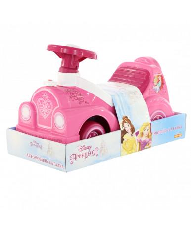 Автомобиль-каталка Полесье Disney Принцессы (в лотке)
