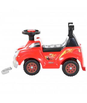 Автомобиль-каталка Полесье Disney/Pixar Тачки (в лотке)