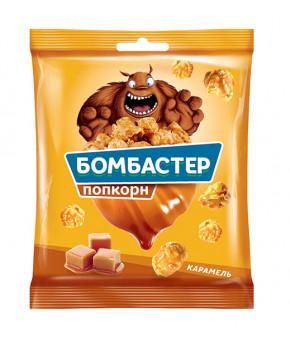 Попкорн Бомбастер карамель 50г
